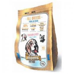 PIENSO MOMS PUPPY 60% DE POLLO 1kg