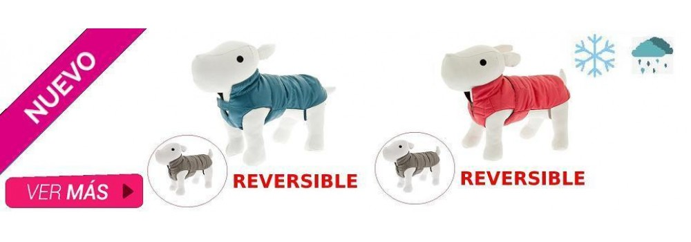 impermeable reversible Ferribiella