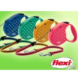 FLEXI COLOR DOTS M CORDÓN LILA