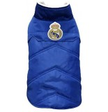 IMPERMEABLE REAL MADRID PARA PERROS