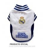 SUDADERA REAL MADRID PARA PERROS