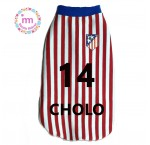 CAMISETA ATLETICO GUAU MADRID