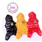IMPERMEABLE 4 PATAS 88 PARA PERROS