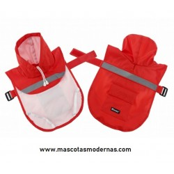 PONCHO IMPERMEABLE PARA PERRO