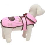 IMPERMEABLE PARA PERROS CANDY TALLA 16