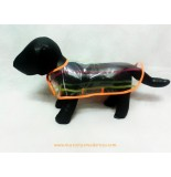 IMPERMEABLE PARA PERROS MECHAS