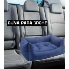 CUNA PARA EL COCHE CON ENGANCHES DE SEGURIDAD