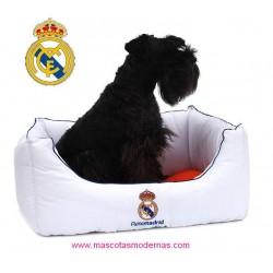 CAMA REAL MADRID PARA PERROS 85x70