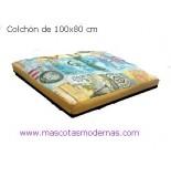 COLCHÓN MAPS 100X80 CM PARA PERROS